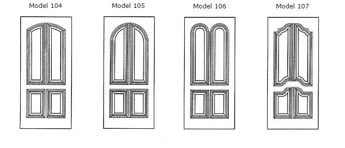 standard-door-s&les-2  sc 1 st  MRJ Wood Products & Standard Doors u2013 MRJ Wood Products